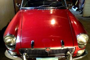 1966 MGB Roadster