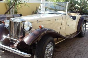 MG Replica 1952