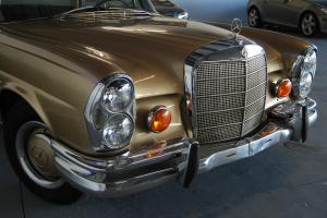 1967 Mercedes Benz 250SE W111 Coupe SUNROOF, NEW INTERIOR, WILL SHIP WORLD WIDE