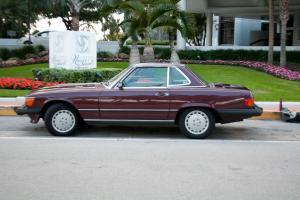 1987 Merecedes 560 SL Beauty
