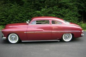 1950 Chopped Mercury Custom
