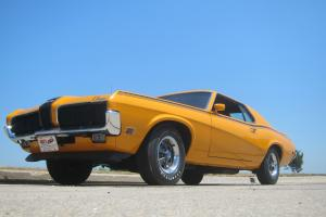 1970 Boss 302 Cougar Eliminator