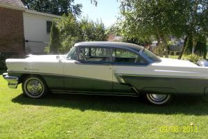 1956 Mercury Monterey 8 Cyl Automatic Gasoline 312 engine RWD Coupe