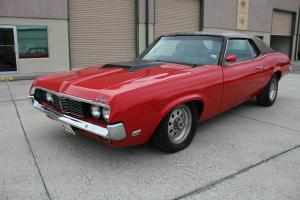 1969 Mercury Cougar Hardtop 351W Special X Code FMX Tranny Call Now Photo