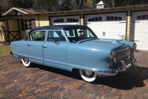 1953 Nash Statesman Survivor with only 23,000 Original Miles (49 50 51 52 54 55)