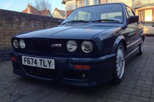 BMW E30 325i CONVERTIBLE, ONE OF A KIND, ABSOLUTELY STUNNING. RELISTED!