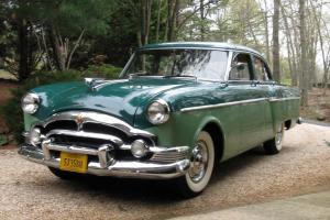 1954 Packard Clipper Deluxe Sedan 4-Door 5.4L