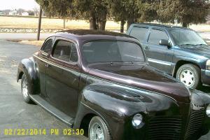 1941 Plymouth Coupe,streetrod,SCTA,hotrod