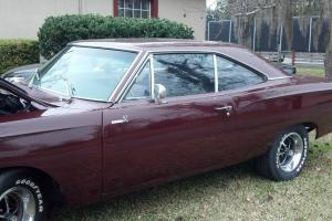 1968 Road Runner, Original interior, fresh paint, 80k miles