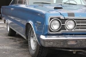 1967 PLYMOUTH GTX BELVEDERE II 440 CLONE 7.2L AUTOMATIC AIR