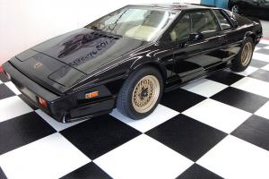 1985 Lotus Esprit Turbo Low Miles Great Condition Right Color Low Reserve Look