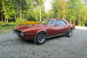1968 Firebird 400 PHS Docs matching numbers 400 engine excellent!