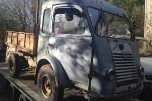 Renault Goelette Classic Tipper Truck Pick Up Vintage Collectors Vehicle rare. Photo