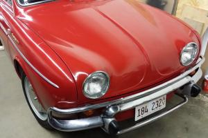 1962 Renault Dauphine/Gordini Deluxe