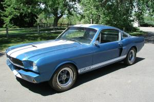 1966 Shelby GT-350 Carryover - Exceedingly Rare and Desirable - Fully Documented Photo