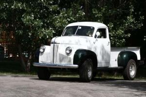 1947 Studebaker M Pickup on Chevrolet 4 wheel drive chassis
