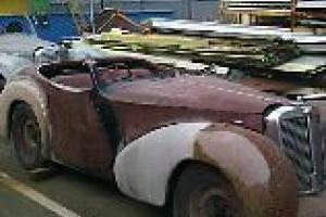 EXTREMELY RARE 1949 TRIUMPH 2000 ROADSTER