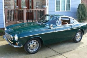 1967 Volvo 1800S P1800 British racing green Restored, NO RESERVE