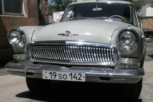 Gaz 21 Volga - USSR Classic Car
