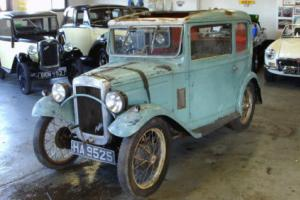 Austin 7 RP box saloon de luxe Photo