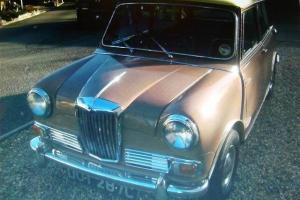 1965 Riley Elf Classic Car 998cc M.O.T. and TAXED