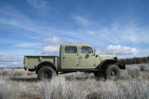 Dodge : Power Wagon Brown Leather Interior