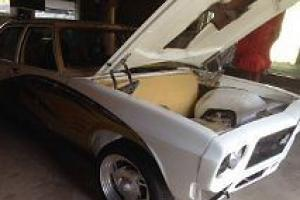 1972 Holden HQ Kingswood Sedan Unfinished Project in Windsor, NSW