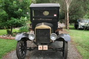 1923 T Model Ford Truck