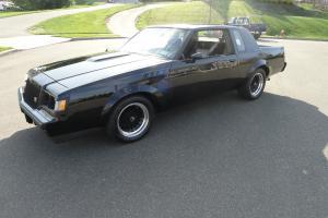 1986 Buick Grand National GNX Clone Super Clean