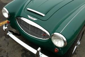 Stunning 1958 Austin Healey BN4 restored with upgraded engine, brakes, video!