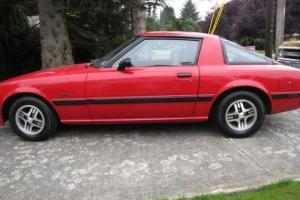 Mazda : RX-7 S Photo