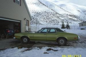 Mercury : Montego MX