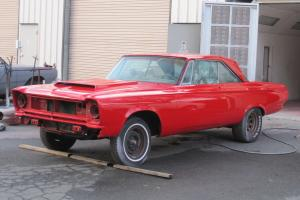 Plymouth : Satellite 426 Max Wedge