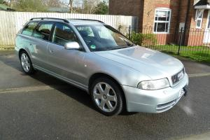 AUDI S4 AVANT 1998 FULL HISTORY SUPERB BARGAIN