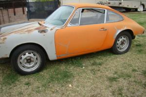 Porsche : 912 Base Coupe 2 Door