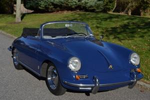 Porsche : 356 B