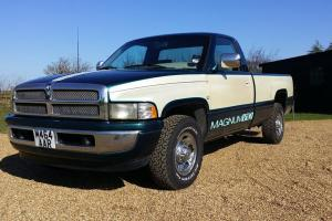 DODGE RAM 2500 V10 8.0L 2WD RWD PICK UP 111000 MILES LOT'S SPENT BIG TRUCK