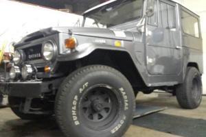 Toyota : Land Cruiser FJ