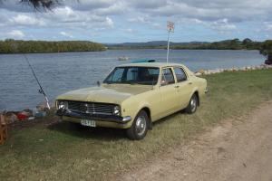 Holden Kingswood Manual Sedan 1970 HT 186 Motor Photo