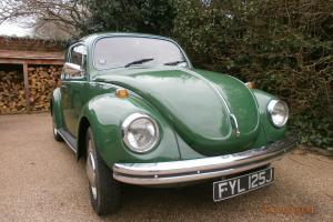 VW Beetle 1302S 1970