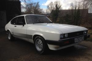 Ford Capri 2.0S 1983 A Reg