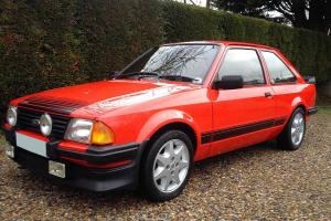 FORD Escort RS1600i RS 1600i not RS Turbo xr3i