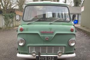 Ford Thames Camper Van Dormobile Conversion 1963