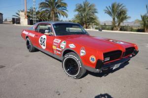 1967 Dan Gurney NASCAR Tribute Mercury Cougar