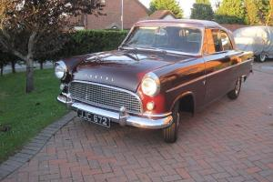 FORD CONSUL mkll convertable Photo