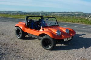 beach buggy volkswagen bugle Photo