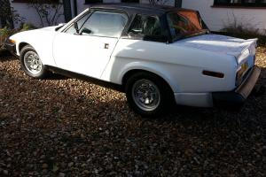 TRIUMPH TR7 V8 CONVERTIBLE- AWESOME Photo