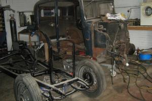 AUSTIN 10/4 CHROME RAD1933 BARN FIND RESTORATION STARTED