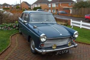 Morris Oxford Mk6 1968 Saloon * Tax exempt* New MOT