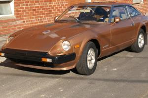 280ZX Datsun Nissan Series 1 NON Targa Auto Hard TOP With Sunroof ALL Original in Glen Iris, VIC